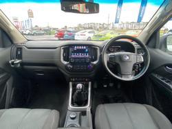 2016 Holden Colorado LTZ RG MY17 4X4 Dual Range White