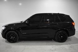 2018 BMW X5 sDrive25d F15 Black