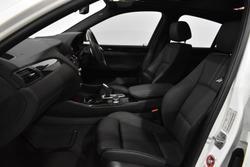 2018 BMW X4 xDrive35d F26 4X4 Constant White