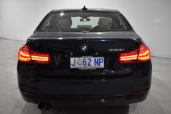 2015 BMW 3 Series 330i Sport Line F30 LCI Blue
