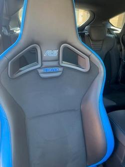 2017 Ford Focus RS Limited Edition LZ AWD Nitrous Blue