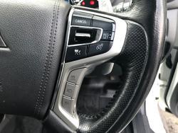 2016 Mitsubishi Pajero Sport Exceed QE MY16 4X4 Dual Range White