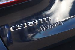 2018 Kia Cerato Sport YD MY18 Blue