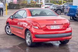2012 Peugeot 207 CC A7 Series II MY12 Red