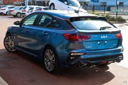 2021 Kia Cerato GT BD MY22 Mineral Blue