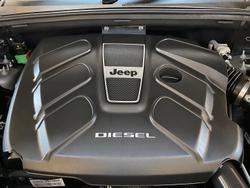 2018 Jeep Grand Cherokee Limited WK MY18 4X4 Dual Range Billet Silver