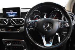 2019 Mercedes-Benz X-Class X250d Progressive 470 4X4 Dual Range Cavansite Blue