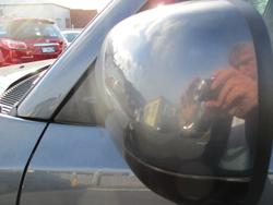 2009 Mitsubishi Pajero GLS NT MY09 4X4 Grey