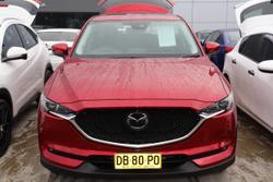 2018 Mazda CX-5 Akera KF Series AWD Red