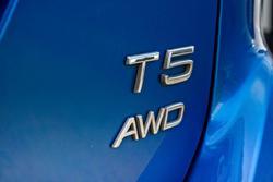 2016 Volvo XC60 T5 R-Design MY17 AWD Bursting Blue