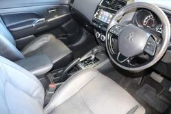 2018 Mitsubishi ASX XLS XC MY18 Black