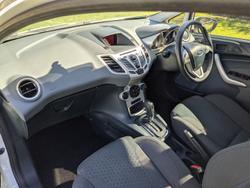 2013 Ford Fiesta Zetec WT Arctic White