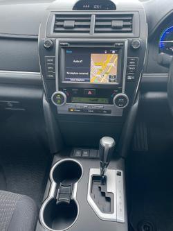 2017 Toyota Camry Atara S AVV50R Silver