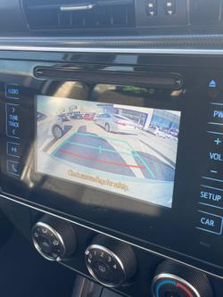 2017 Toyota Corolla Ascent ZRE182R White
