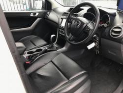 2016 Mazda BT-50 Mazda BT-50 R 6A 3.2L DUAL CAB UTILITY GT 4X4 Cool White