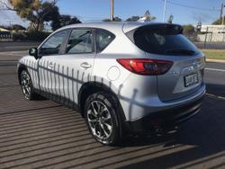 2015 Mazda CX-5 Mazda CX-5 D 6A GT DIESEL AWD SAFETY Sonic Silver