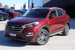 2016 Hyundai Tucson Active X TL Red