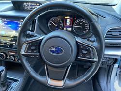 2017 Subaru Impreza 2.0i-L G5 MY17 AWD Silver