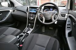 2015 Hyundai i30 Active GD4 Series II MY16 Silver
