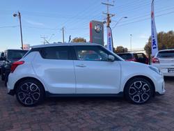 2020 Suzuki Swift Sport AZ Series II White