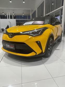2020 Toyota C-HR Koba NGX50R AWD Yellow