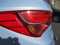 2014 Hyundai Santa Fe Highlander DM MY14 4X4 On Demand Blue