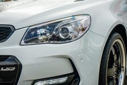 2016 Holden Commodore SS VF Series II MY16 Heron White