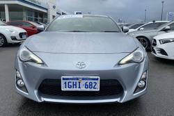 2016 Toyota 86 GTS ZN6 Silver
