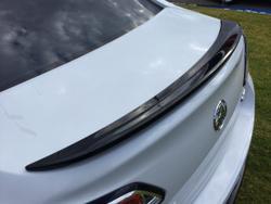 2017 Holden Commodore SS V Redline VF Series II MY17 White