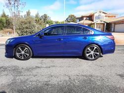 2016 Subaru Liberty 2.5i Premium 6GEN MY16 AWD Dark Blue
