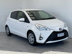 2018 Toyota Yaris SX NCP131R