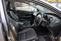 2016 Honda Civic VTi-LN 9th Gen MY15 Polished Metal