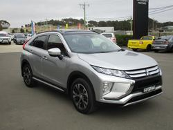 2017 Mitsubishi Eclipse Cross Exceed YA MY18 Sterling Silver