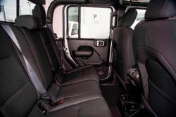 2021 Jeep Gladiator Night Eagle JT MY21 V2 4X4 On Demand Sting Grey