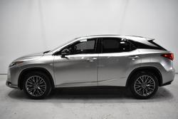 2018 Lexus RX RX350 F Sport GGL25R 4X4 On Demand Silver