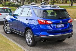 2018 Holden Equinox LTZ EQ MY18 AWD Blue