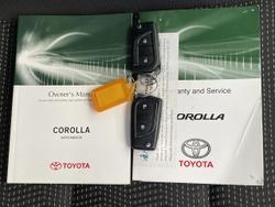 2018 Toyota Corolla Ascent Sport ZRE182R Orange