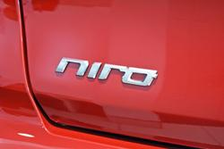 2021 Kia Niro EV Sport DE MY21 Runway Red