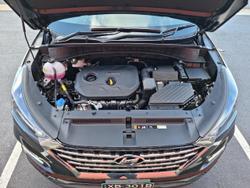 2020 Hyundai Tucson Elite TL3 MY21 Black