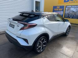 2017 Toyota C-HR Koba NGX10R White