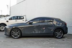 2019 Mazda 3 G25 GT BP Series Polymetal Grey