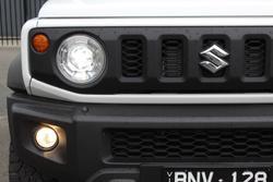 2021 Suzuki Jimny GJ 4X4 Dual Range Superior White