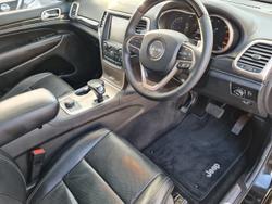 2013 Jeep Grand Cherokee Overland WK MY14 4X4 Constant Brilliant Black