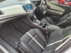 2016 Holden Calais V VF Series II MY16 Heron White