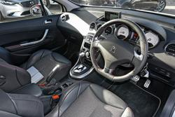 2013 Peugeot 308 Sportium T7 MY13 Aluminium Grey