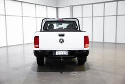 2016 Volkswagen Amarok TDI420 Core 2H MY16 4X4 Constant Candy White