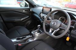 2020 Nissan JUKE ST+ F16 Ivory Pearl