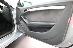 2016 Audi A5 S line plus 8T MY16 Four Wheel Drive Florett Silver