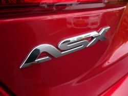 2018 Mitsubishi ASX ES ADAS XC MY19 Red