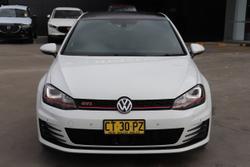 2015 Volkswagen Golf GTI 7 MY15 White